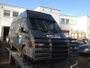 Ford Transit security armoured van