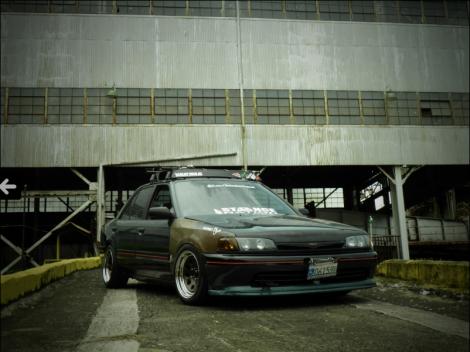 Rat Look Mazda