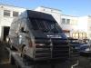 Ford Transit security armoured van