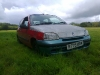 Renault Clio Rat