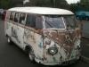 VW Camper van rat