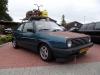 My VW Golf MKII